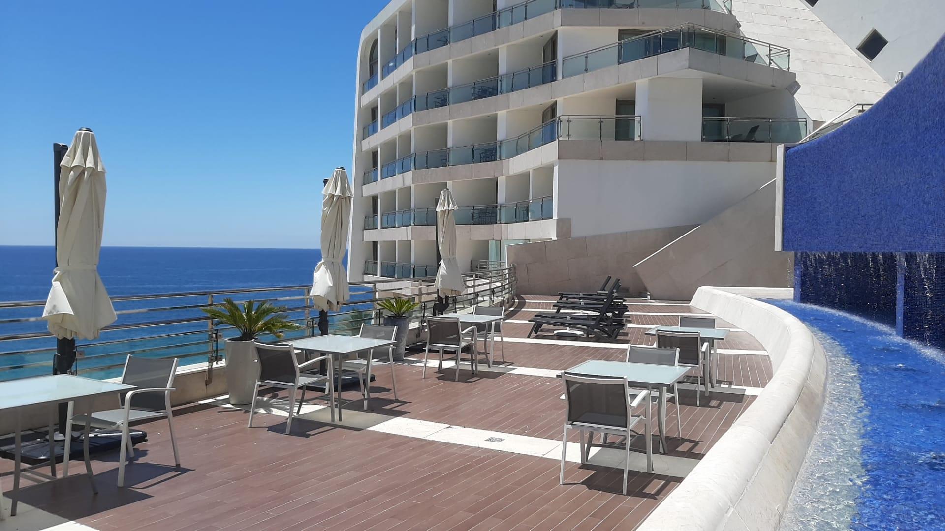 Esplanada Restaurante 3 COVID