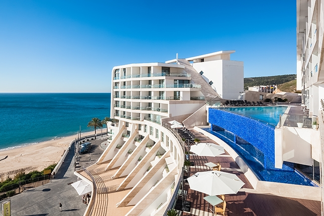 Panoramic Balcony and Outdoor Pool